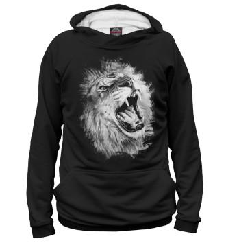 Женское Худи Лев Lion