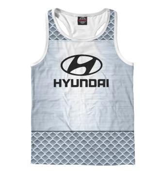 Мужская Борцовка Hyundai