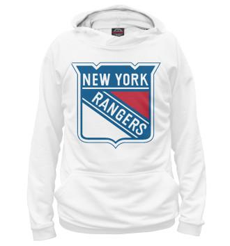 Женское Худи New York Rangers