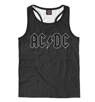 Мужская Борцовка AC/DC