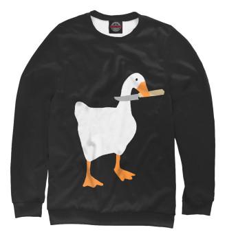 Женский Свитшот Untitled Goose
