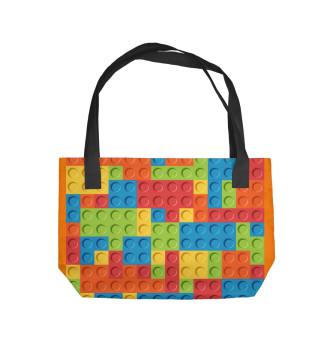 Пляжная сумка Лего