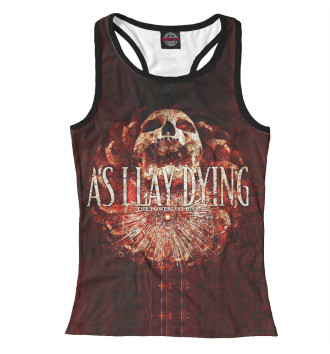 Женская Борцовка As I Lay Dying