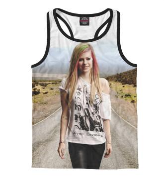 Мужская Борцовка Avril Lavigne