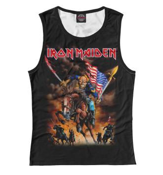Женская Майка Iron Maiden