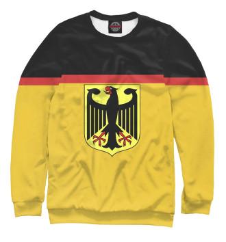 Женский Свитшот Сборная Германии