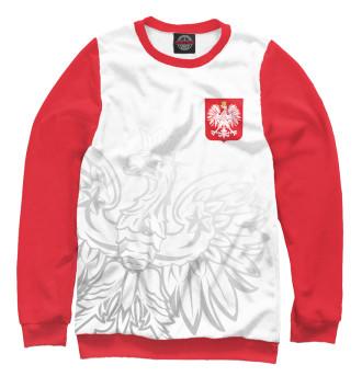 Мужской Свитшот Польша