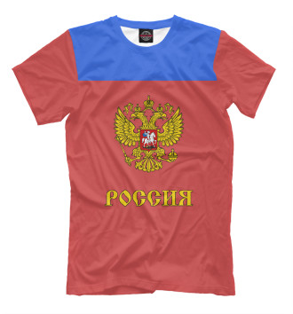 Мужская Футболка Сборная России по хоккею
