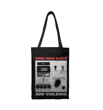 Сумка-шоппер Nine Inch Nails