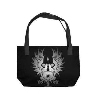 Пляжная сумка Dragon Age. Серые Стражи