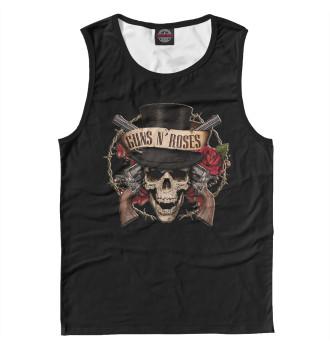 Мужская Майка Guns N' Roses