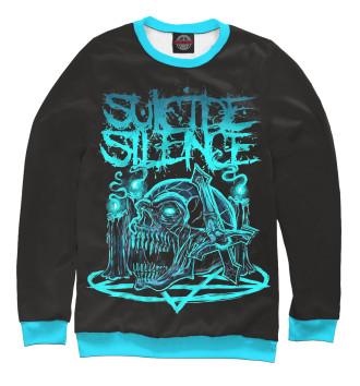Мужской Свитшот Suicide Silence