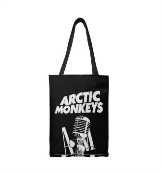 Сумка-шоппер Arctic Monkeys