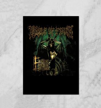 Cradle of Filth: Eleven Burial Masses
