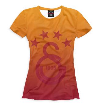 Женская Футболка Galatasaray