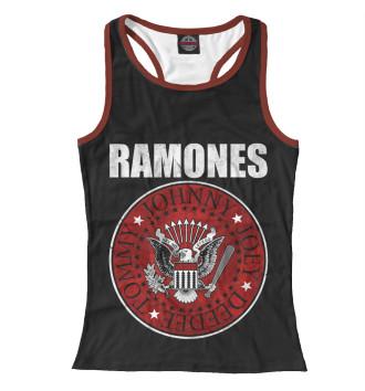 Женская Борцовка Ramones