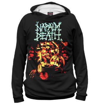 Мужское Худи Napalm Death