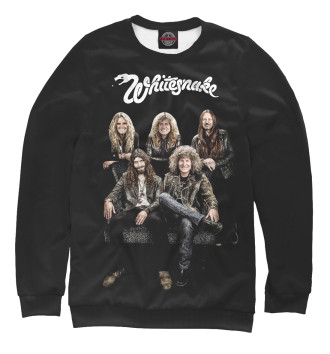 Мужской Свитшот Whitesnake