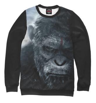 Мужской Свитшот Планета обезьян: Революция