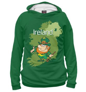 Женское Худи Ирландия
