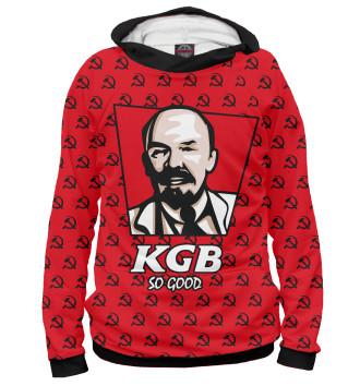 Мужское Худи KGB So Good