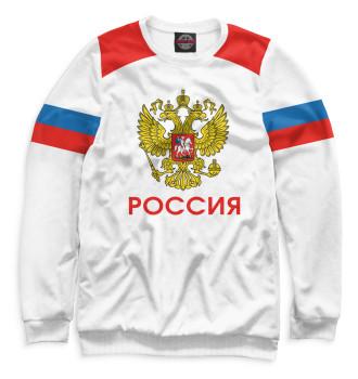Женский Свитшот Сборная России