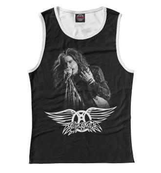 Женская Майка Aerosmith
