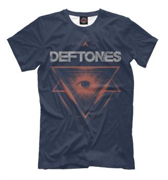 Мужская Футболка Deftones