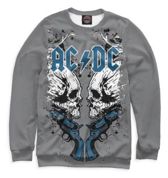 Женский Свитшот AC/DC