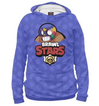 Худи для девочек Brawl Stars El Primo