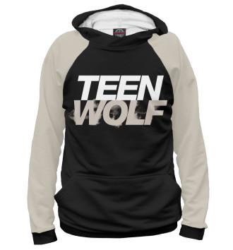 Женское Худи Teen Wolf
