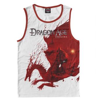 Мужская Майка Dragon Age Origins