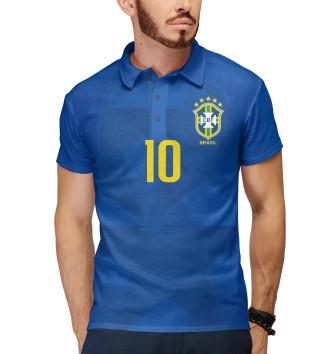 Мужское Поло Neymar World Cup 2018