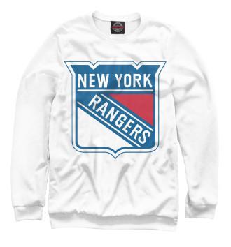 Женский Свитшот New York Rangers
