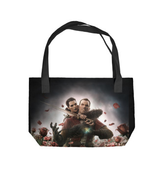 Пляжная сумка Dishonored: Дауд