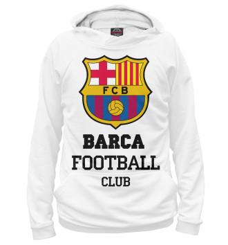 Мужское Худи Barca FC