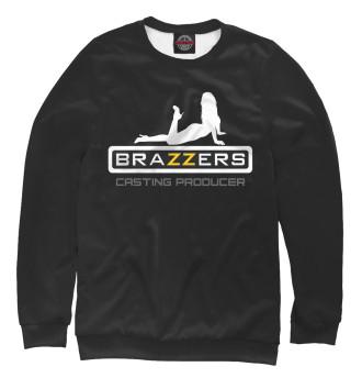 Женский Свитшот Brazzers Casting-producer