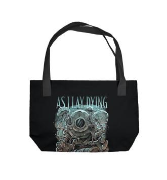 Пляжная сумка As I Lay Dying