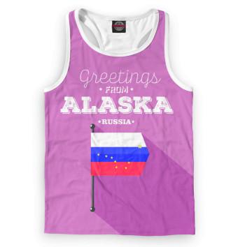 Мужская Борцовка Аляска