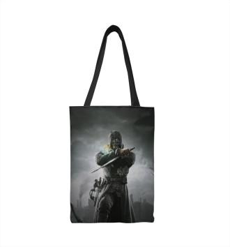 Сумка-шоппер Dishonored: Corvo