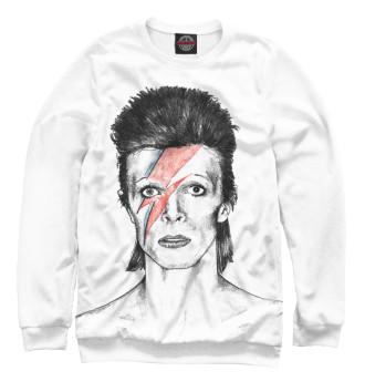 Мужской Свитшот David Bowie