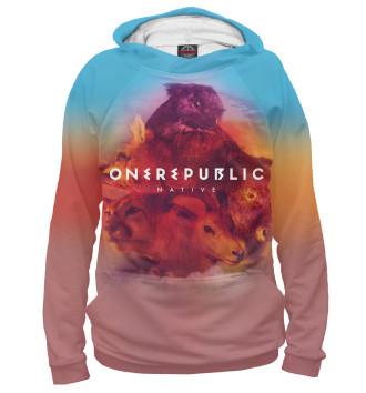 Женское Худи OneRepublic
