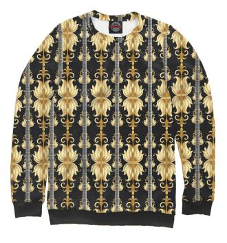 Женский Свитшот Versace gold
