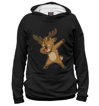 Женское Худи Deer Dab