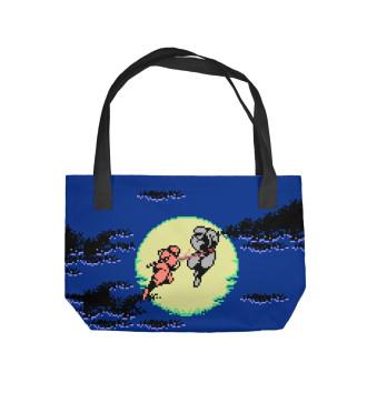 Пляжная сумка Ninja Gaiden