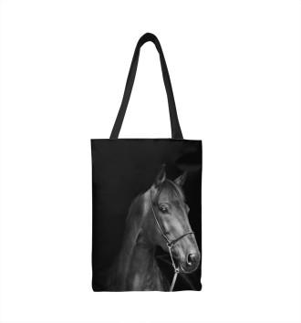 Сумка-шоппер Лошадь