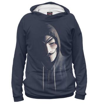 Женское Худи Anonymous