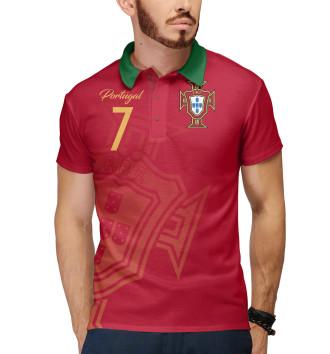 Мужское Поло Криштиану Роналду - Сборная Португалии