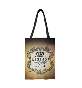 Сумка-шоппер Born in 1992