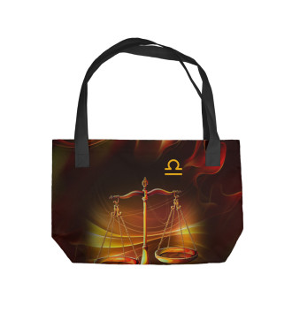 Пляжная сумка Весы